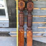 <b>Victorian Pre-Demolition Salvage, Bellows Falls Vermont July 2017<b>