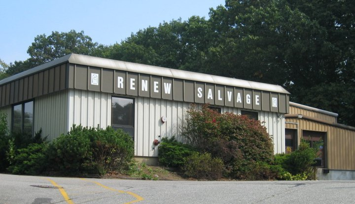 Renew Building Materials Salvage Is Closed