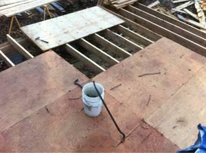 Deconstructing a Subfloor